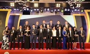 IPPG vinh dự nhận Giải thưởng kinh doanh Xuất sắc Châu Á 2018