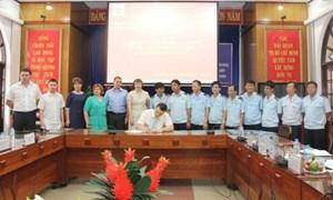 Hải quan vùng Ural- LB Nga làm việc với Hải quan TP. Hồ Chí Minh