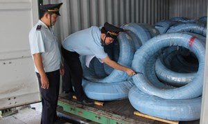 Phải kiểm tra phế liệu nhập khẩu ngay tại cửa khẩu