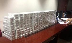 Tháng 7/2013: Phát hiện, bắt giữ 1.858 vụ việc vi phạm