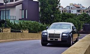 Rolls-Royce Ghost - mê hoặc từ sự sang trọng