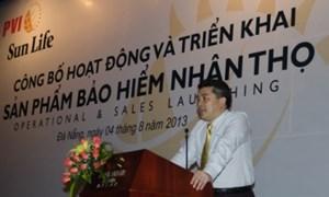 PVI Sun Life triển khai sản phẩm tại miền Trung