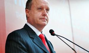 Techcombank chia tay CEO ngoại