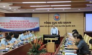 Đoàn Kiểm tra của Ban Bí thư làm việc với Đảng ủy cơ quan Tổng cục Hải quan về việc thực hiện Nghị quyết Trung ương 4 và Chỉ thị số 03-CT/TW của Bộ Chính trị
