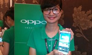 Viettel phân phối smarphone của OPPO