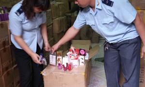 Hải quan Quảng Ninh thu ngân sách đạt 12.785 tỷ đồng.