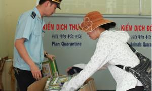 Hải quan Quảng Ninh phát động đợt thi đua nước rút 90 ngày đêm (1/10-31/12/2013).