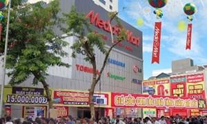 Media Mart Nguyễn Chí Thanh với