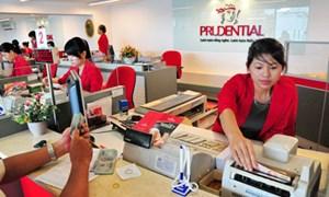 Prudential nắm giữ gần 34% thị phần bảo hiểm nhân thọ Việt Nam