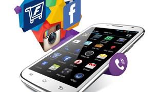 FPT F80 – Smartphone sang trọng có màn hình lớn 5''.