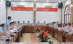 Hội đồng tư vấn cải cách thủ tục hành chính làm việc với Hải quan TP. Hồ Chí Minh