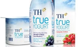 Tập đoàn TH chính thức ra mắt sữa chua TH true Yugurt – Thật sự tự nhiên
