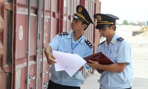 Hải quan Nghệ An thu ngân sách đạt 107,2%