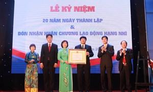 Tập đoàn Phú Thái đón nhận Huân chương Lao động Hạng Nhì