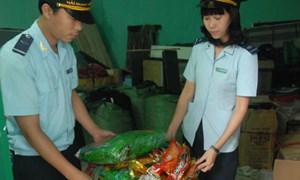 Lào Cai: Buôn lậu có dấu hiệu gia tăng dịp cuối năm