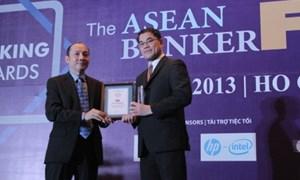 Techcombank: Ngân hàng bán lẻ tiêu biểu Việt Nam 2013