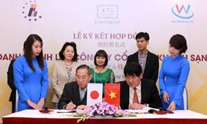 Địa ốc Viễn Đông và tập đoàn Kuretakeso hợp tác xây chuỗi khách sạn 3 sao
