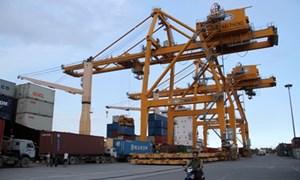 Thủ tục hải quan với hàng phi mậu dịch cung ứng cho tàu biển nước ngoài