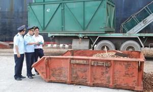 Hải quan Quảng Ngãi: Khó xử lý doanh nghiệp bỏ trốn