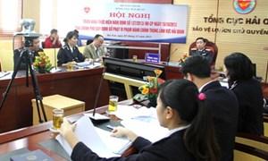 Triển khai thực hiện quy định xử phạt vi phạm hành chính trong lĩnh vực hải quan