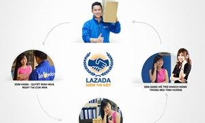 Sứ mệnh mới của Lazada - Niềm tin Việt
