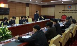 Công tác xây dựng Đảng của Đảng bộ cơ quan Tổng cục Hải quan