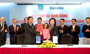 Deloitte tư vấn xây dựng mô hình quản lý rủi ro cho PVEP