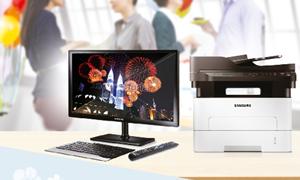 Mua máy in và máy tính Samsung nhận ngay quà Tết