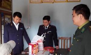 Hải quan Lao Bảo liên tiếp phát hiện ma túy
