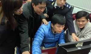 Thanh niên Hải quan Quảng Ninh tham gia triển khai hệ thống VNACCS/VCIS