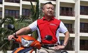 """Honda bất ngờ thay """"tướng"""" tại Việt Nam"""