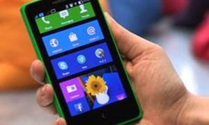Nokia X trình làng với giá 2.549.000 đồng