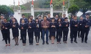 Hải quan Hà Tĩnh - Sức trẻ vươn xa