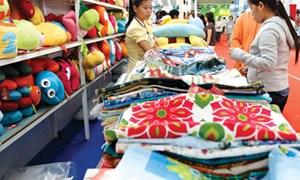 230 doanh nghiệp tham gia Hội chợ Hàng Việt Nam chất lượng cao