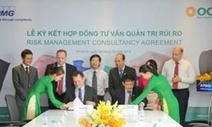 OCB và KPMG ký kết hợp tác nâng cấp khung quản trị rủi ro