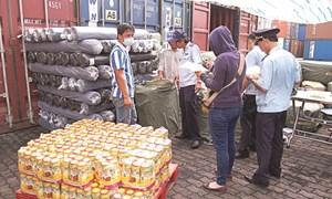 TP.HCM kiên quyết ngăn chặn hàng hóa Trung Quốc nhập lậu