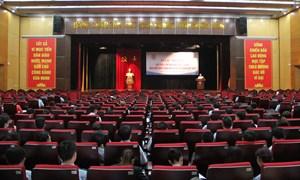 Tổng cục Hải quan tuyên truyền, phổ biến nội dung Hiến pháp năm 2013