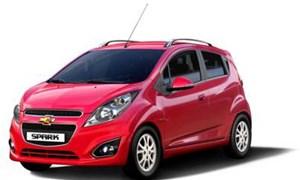 Chevrolet Spark Zest số tự động – Phiên bản giới hạn