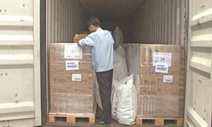 Lật tẩy chiêu thức gian lận trong 5 container thiết bị y tế nhập khẩu
