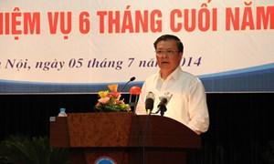 Ngành Hải quan tổ chức sơ kết hoạt động 6 tháng đầu năm 2014