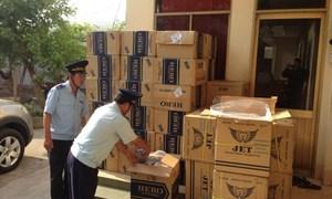 Buôn lậu ở An Giang ngày càng manh động