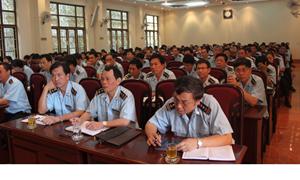 Hải quan Quảng Ninh đẩy mạnh tuyên truyền, bổ biến Luật Hải quan
