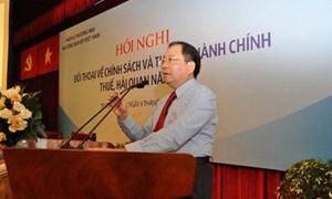 Tiếp tục đối thoại với Doanh nghiệp về cơ chế chính sách thủ tục hành chính thuế và hải quan