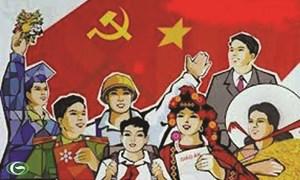 Phát huy dân chủ đi đôi với giữ vững nguyên tắc, kỷ cương của Đảng
