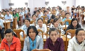 Cục Thuế tỉnh Cà Mau tổ chức hội nghị đối thoại với doanh nghiệp lần 1 năm 2015