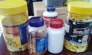 Không xuất trình được giấy tờ hợp pháp cho lô sữa, thực phẩm chức năng vi phạm
