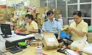 Hàng nhập khẩu gửi chuyển phát nhanh có giá dưới 01 triệu đồng được miễn thuế