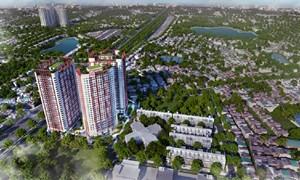 Hiện tượng bất động sản khu nam Hà Nội