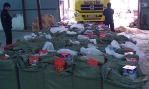 Hải quan Lạng Sơn phát hiện, xử lý gần 400 vụ vi phạm