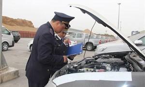 Thực hiện tham vấn ngay đối với ô tô nhập khẩu